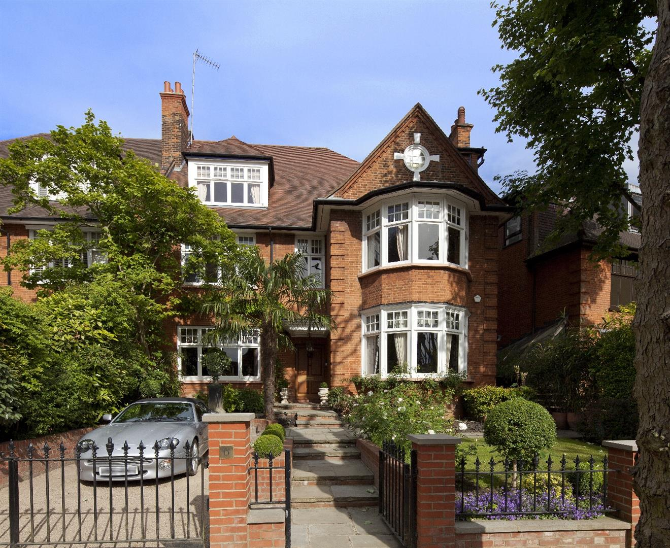 6 Bedrooms House for sale in Rosecroft Avenue, Hampstead